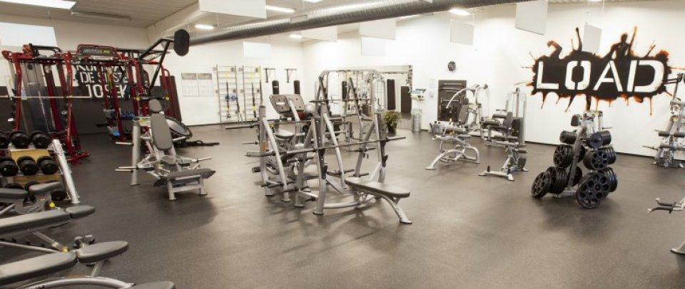 fitness center skanderborg